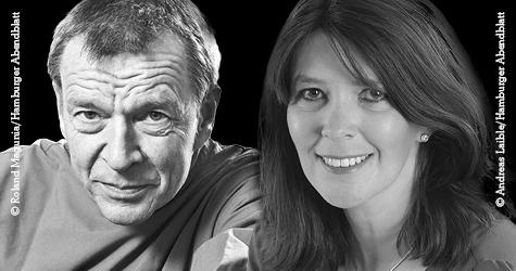 Klaus Büschel und Bettina Mittelacher – Hamburger Krimifestival 2019