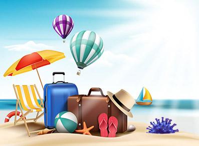 Wie gehabt: (Be)Sonnen im Urlaub!