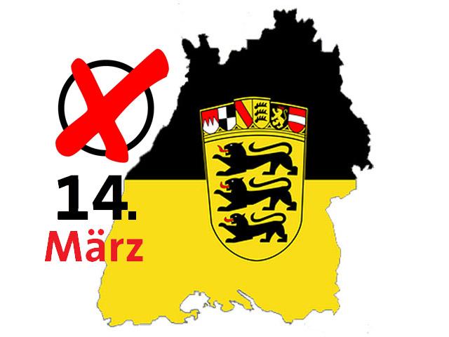 Landtagswahl am 14. März