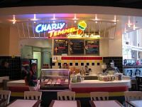 Charly Temmels Eiscafe in Santa Monica