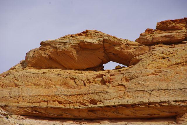 Top Rock Arch - far away....