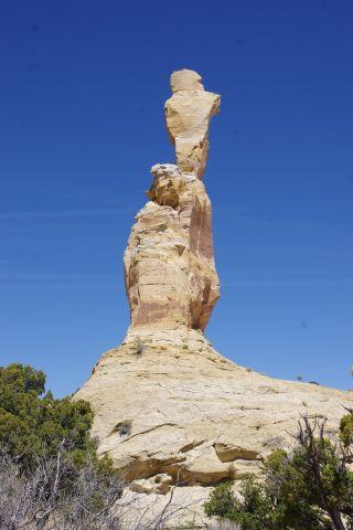 Navajo Stand Rock