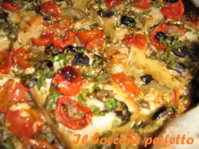 filetti di merluzzo al forno - ilbocconeperfetto - Cucinare Filetto Di Merluzzo