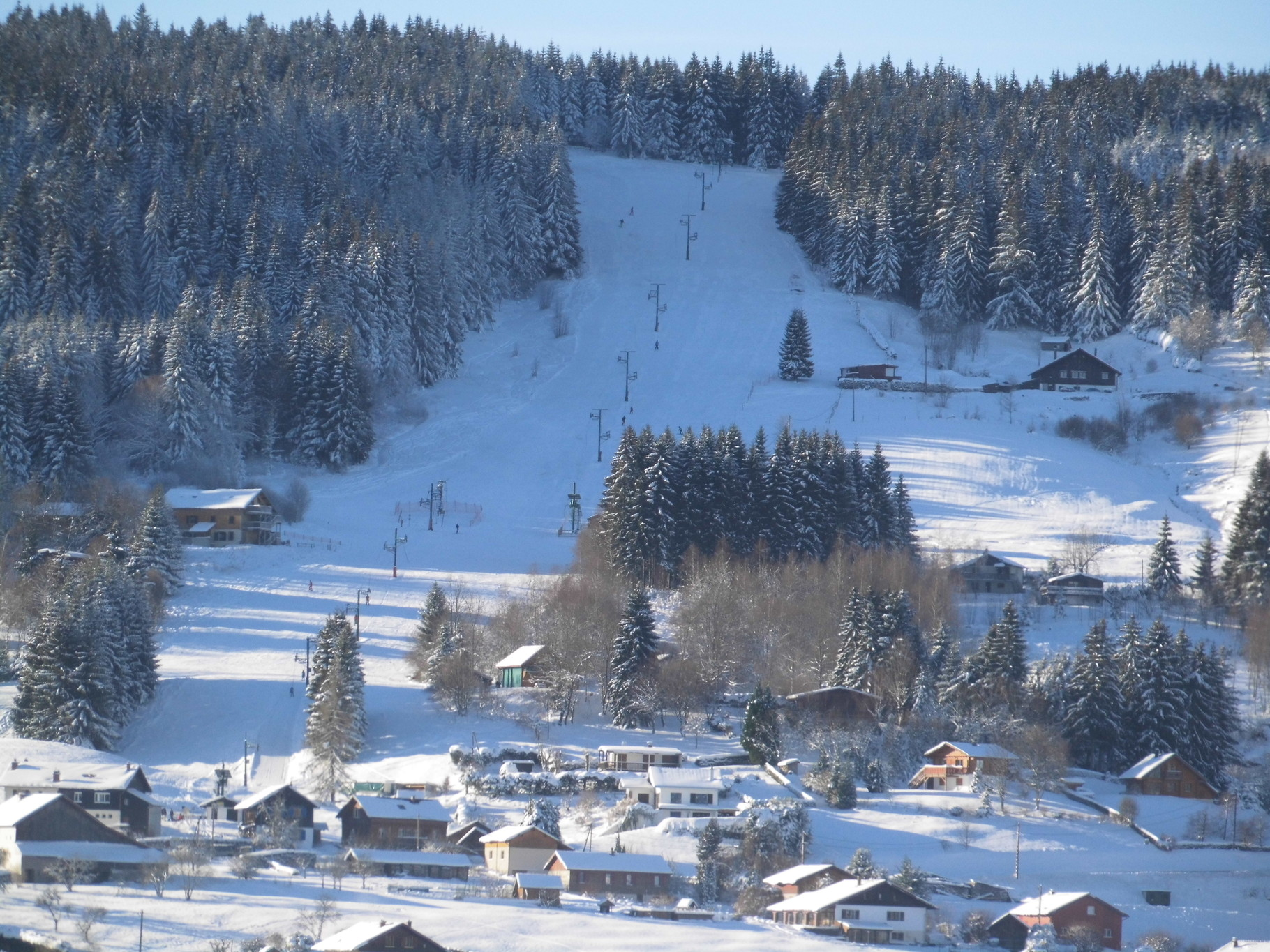 location materiel ski xonrupt