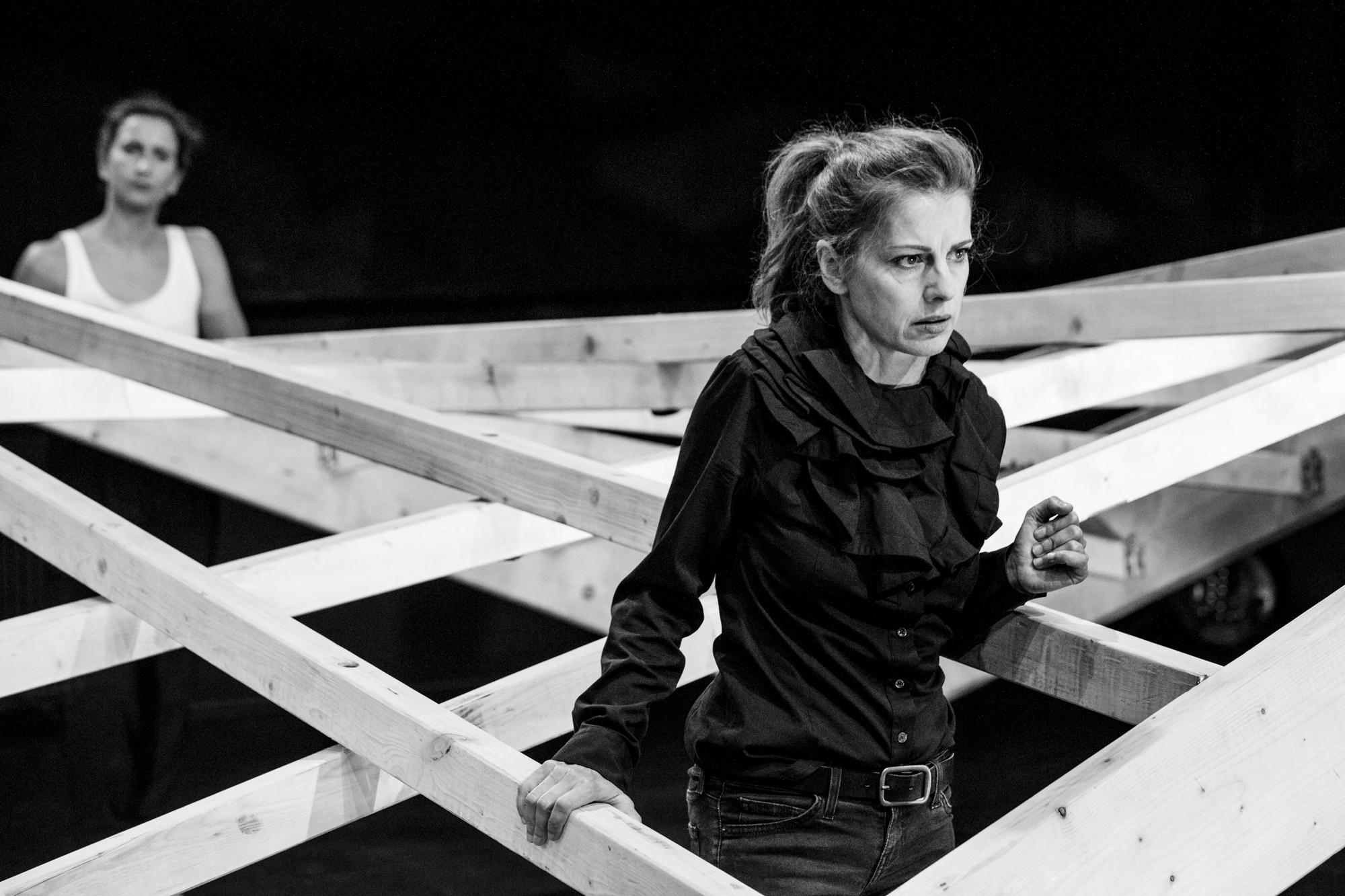 Probenfotos von Annika Börm