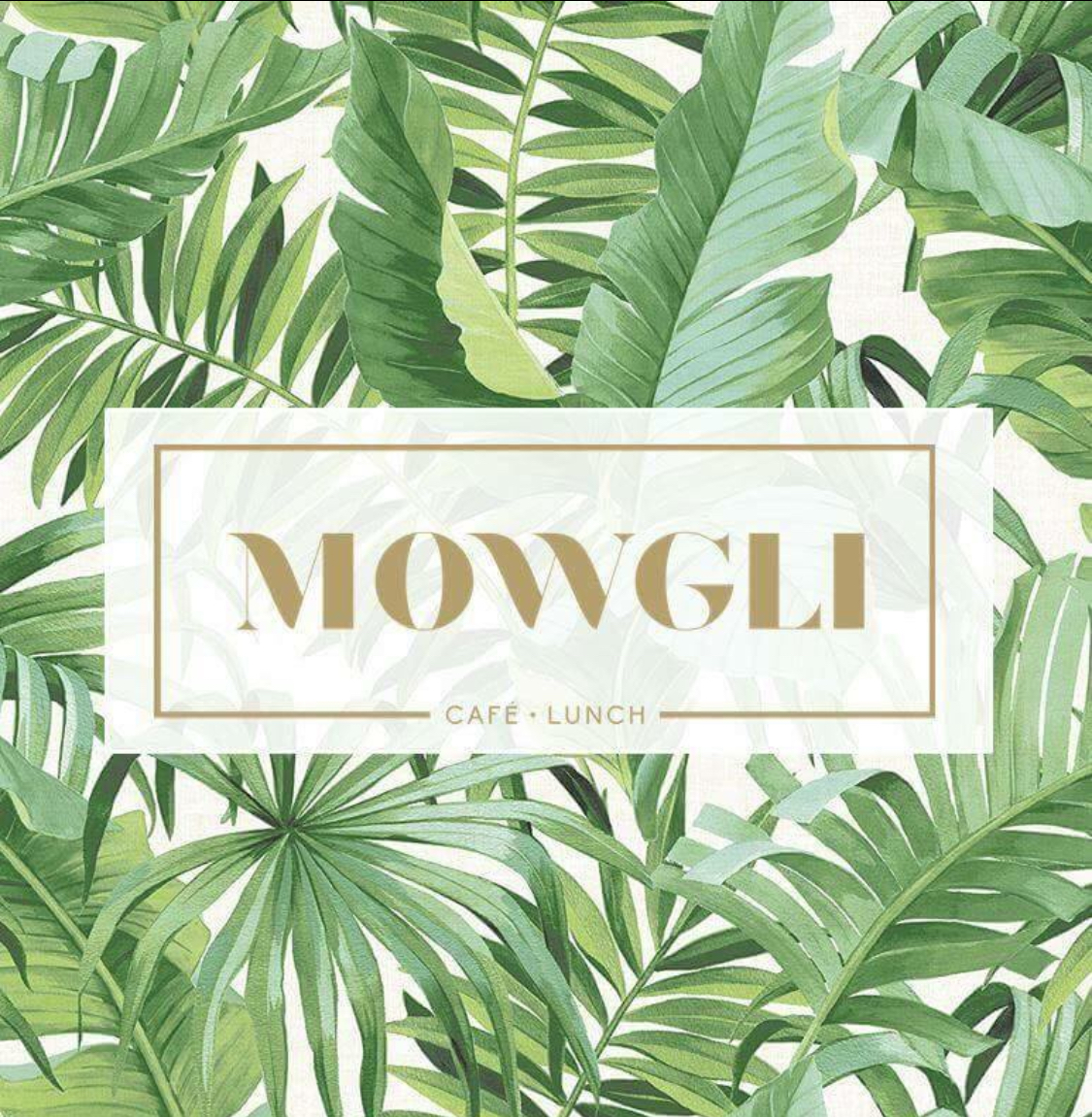MOWGLI CAFE LUNCH