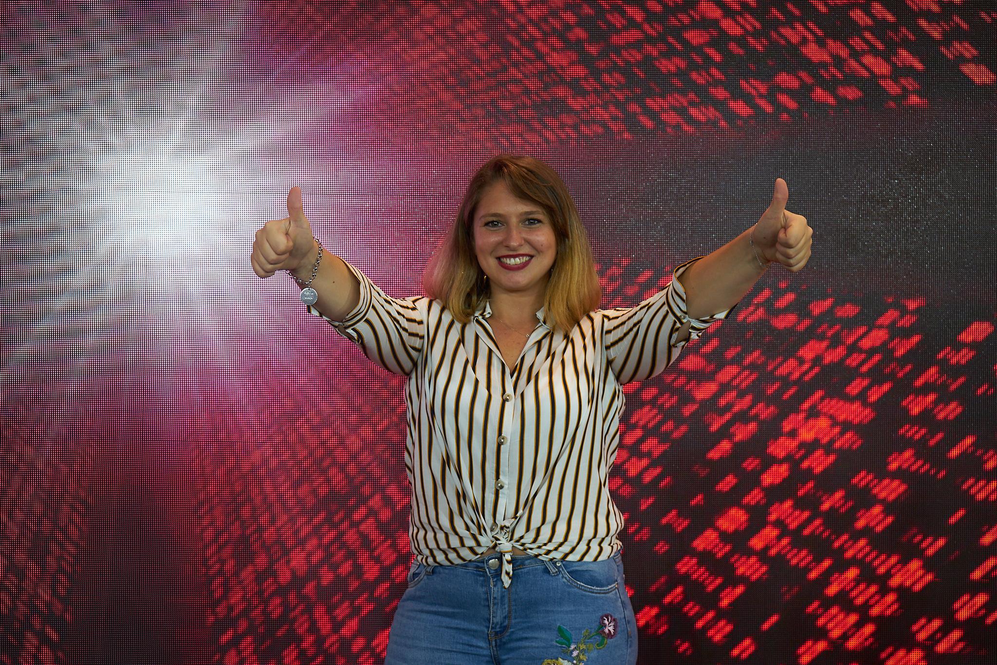 Francesca Caforio / 29 / 2 . Platz