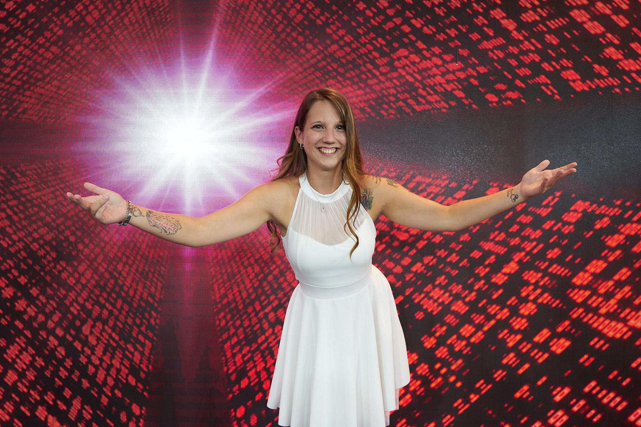 Verena Schubernik / 21 / 1. Platz