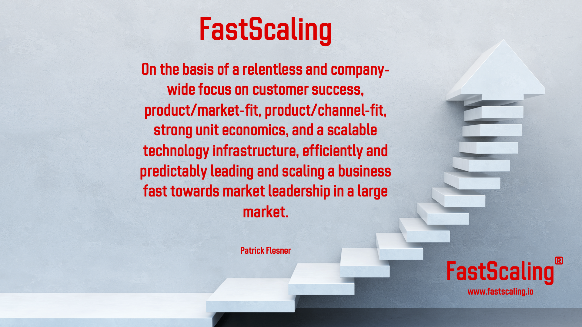 FastScaling - The Definition