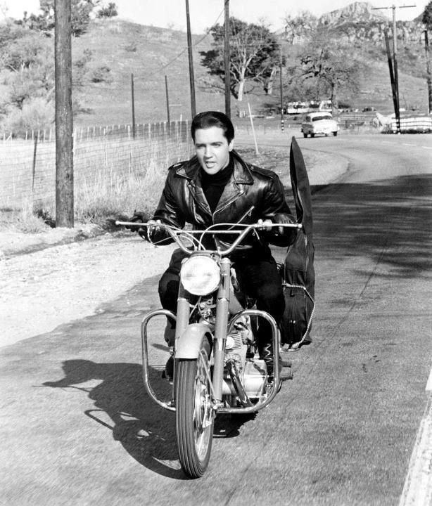 Elvis auf Deutschen Strassen