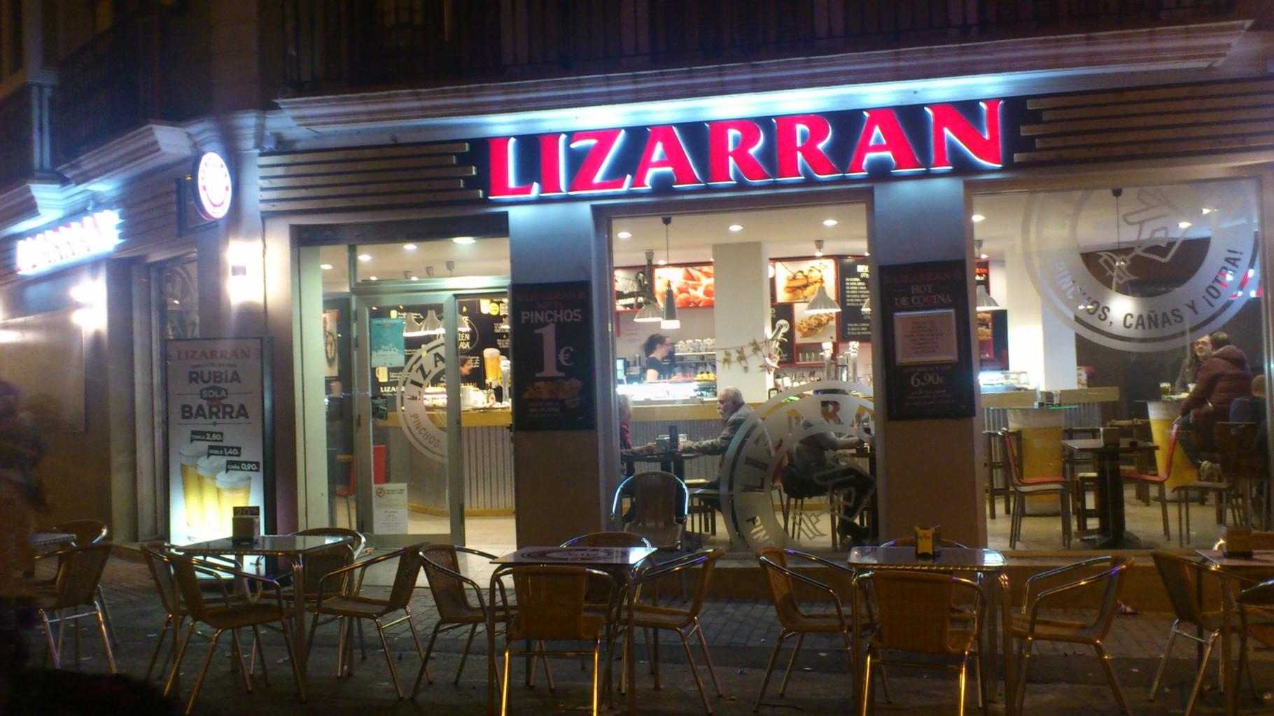Verwöhnen lassen im LIZARRAN