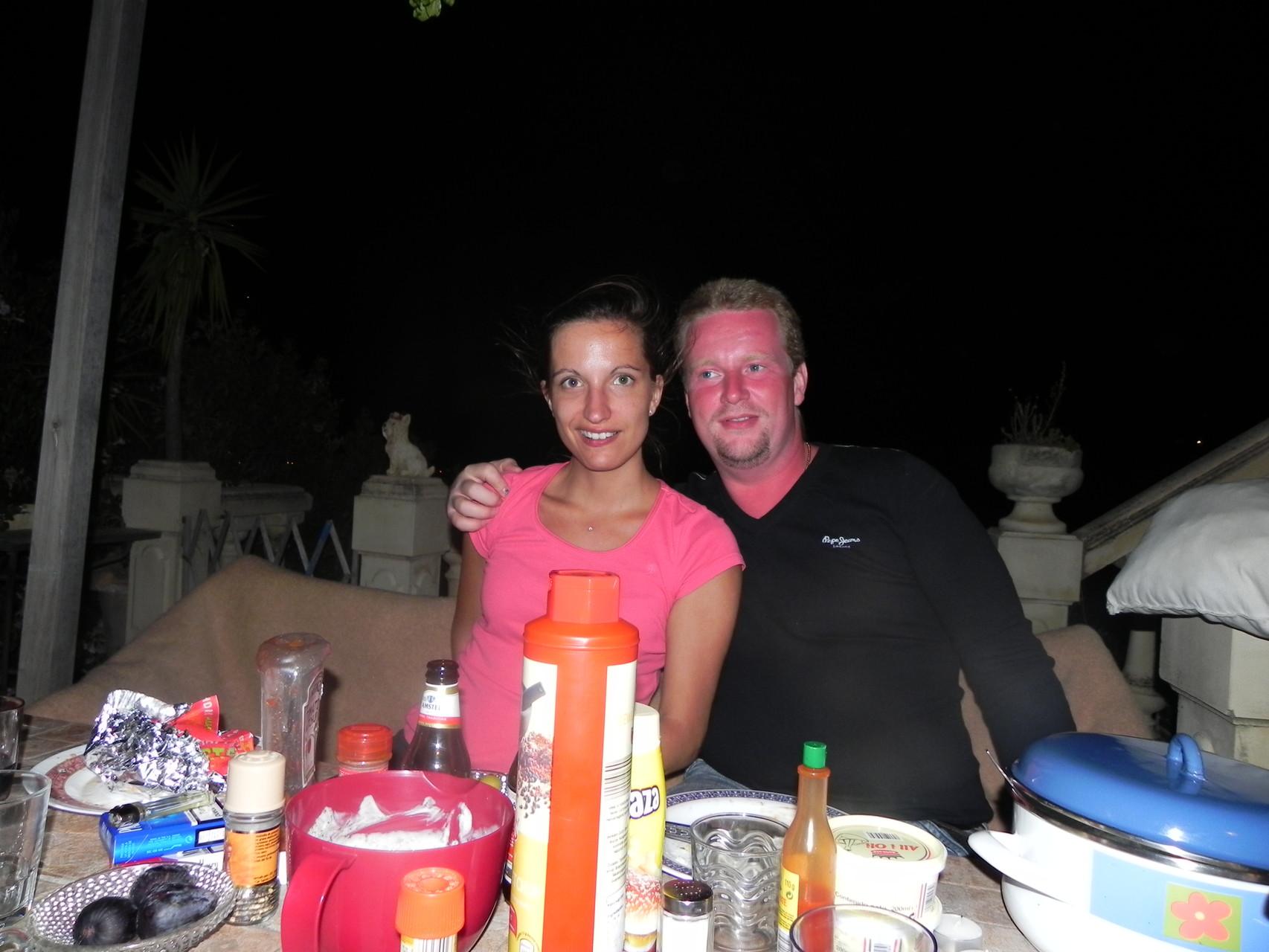 Katarina und Sandro