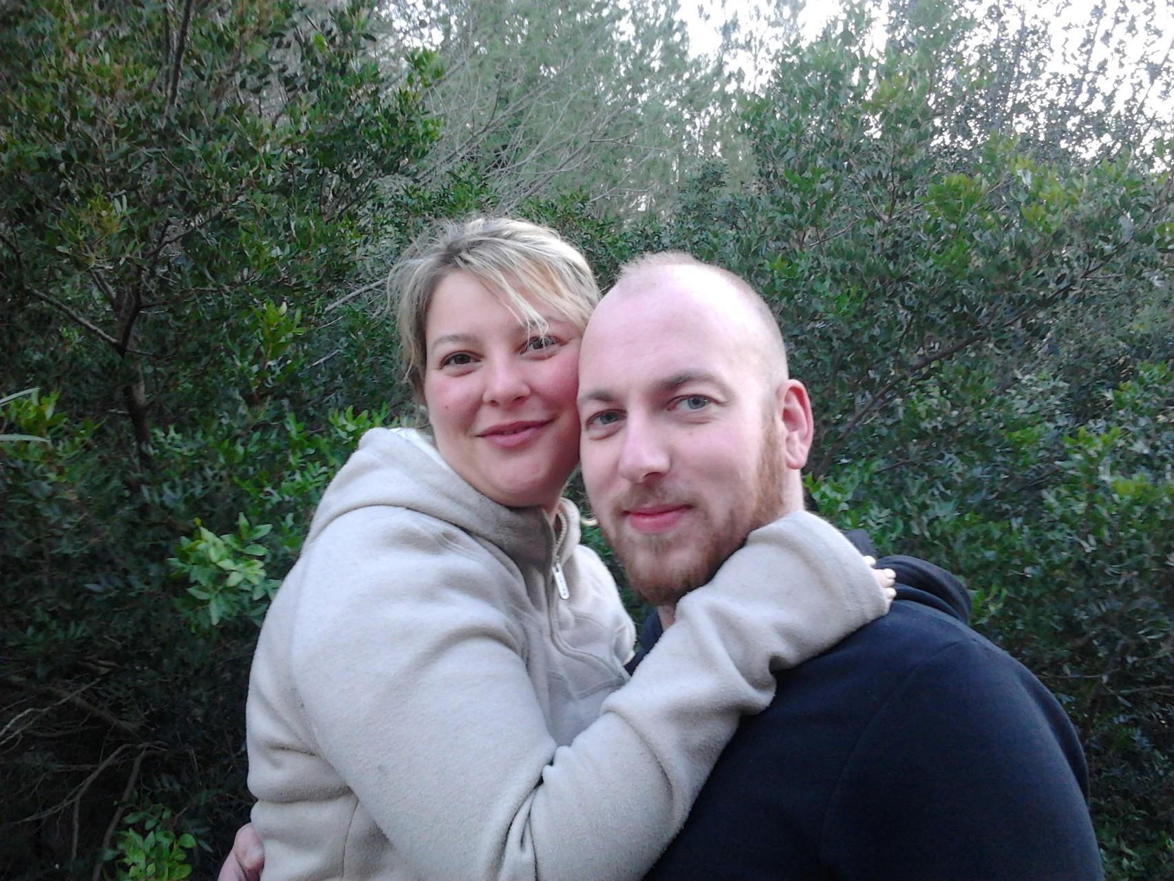 Mandy und Sebastian aus Berlin