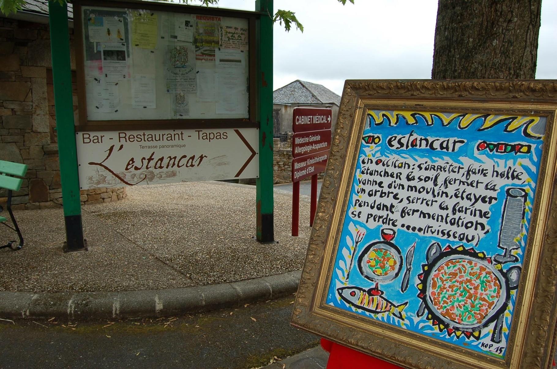 L'Estancar définition (Bernard Cauhapé)