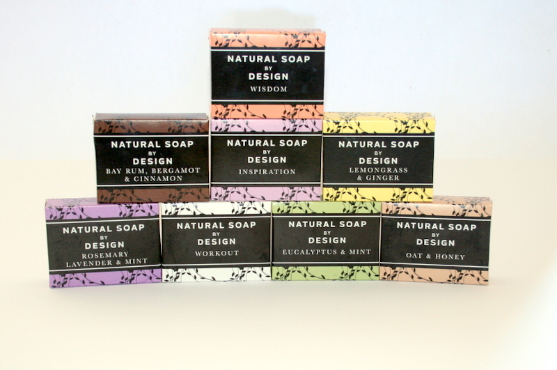 Natural vegetable soap