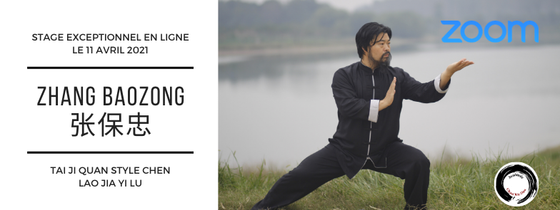stage tai chi style chen maitre zhang baozhong