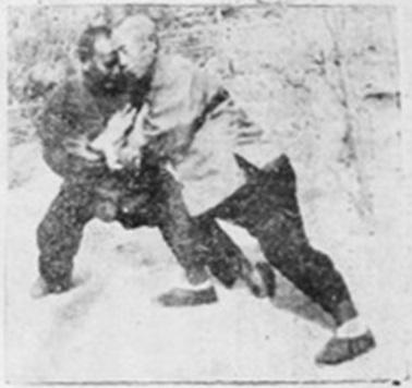 Manuel de tai-chi de Chen Ziming
