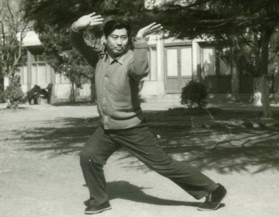 Yang Wenhu, élève de Me Chen Zhaokui