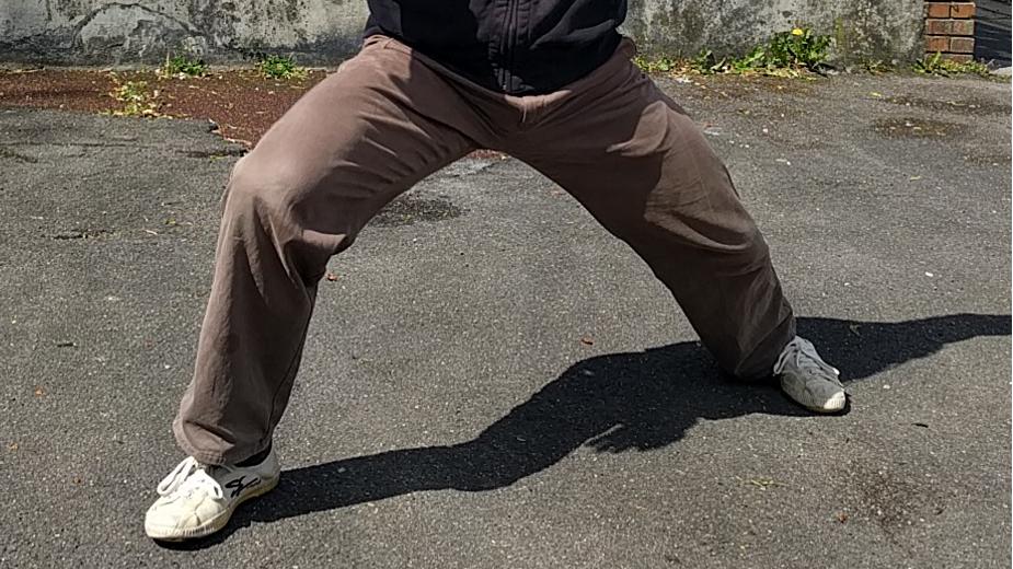 Santé des genoux en tai-chi-chuan