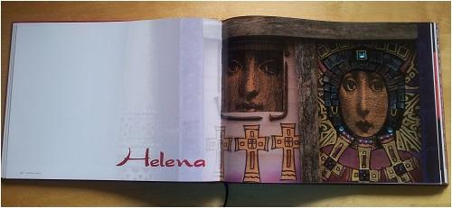 Sint Helena  www.vrouwenbestempeld.com   Ellen Eva Brouwers   www.ellenevabrouwers.com