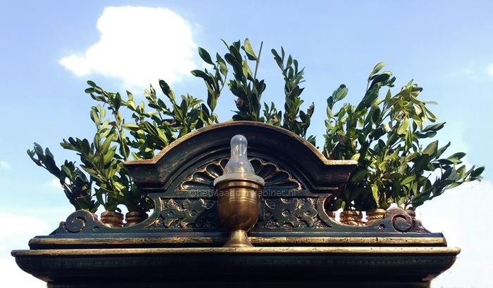 Het limbus Infantium  uit De Heele Santekraem Ellen Brouwers © HetMaagdgenkabinet.nl