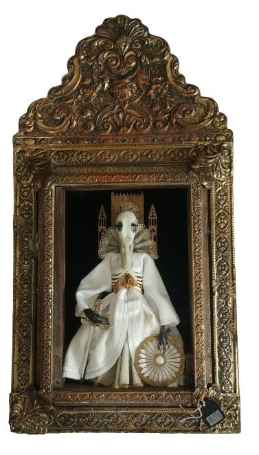 Het Knekelkabinet   Sint Catharina van het wiel  Alexandrië  Ellen Eva Brouwers