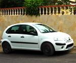 Auto zu mieten auf Teneriffa Citron C3