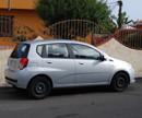 Chevrolet Aveo 1,4l als Mietwagen für ihren Urlaub auf Teneriffa