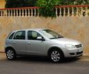 Mietauto Opel Corsa für Ferien auf Teneriffa im Norden der Insel