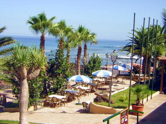 In der Nähe des Ferienappartement ist der Strand Playa Jardin.