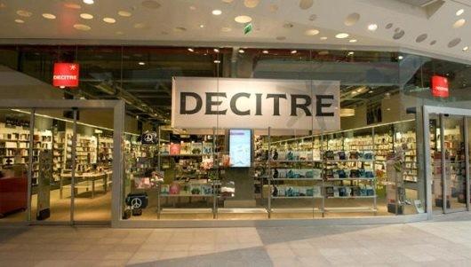 Librairie Decitre Lyon