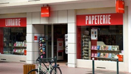 Librairie Decitre Annecy