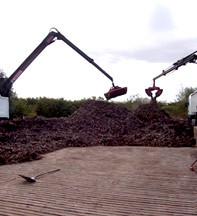 Roth GmbH - Vidange de matériaux usagés