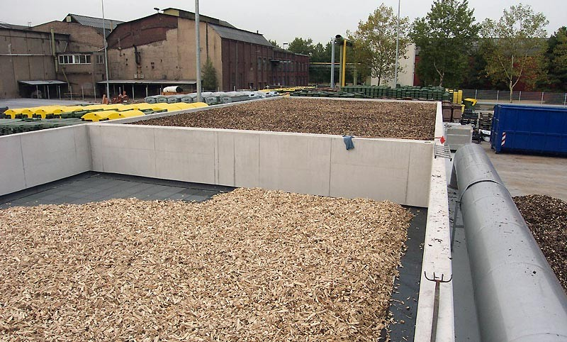 Roth GmbH - Kompostierung Mühlheim an der Ruhr