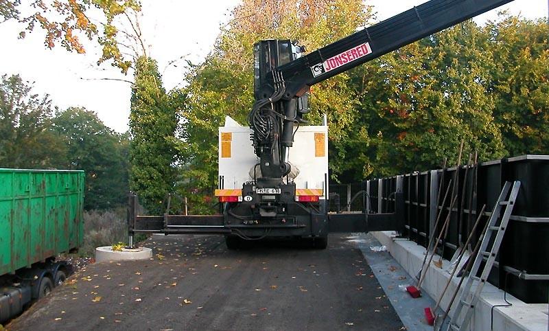 Roth GmbH - Kläranlage Bad Honeff