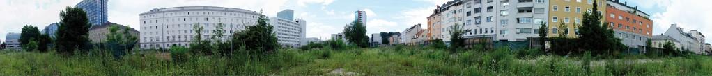 Panorama Lilo Mitte; Juni 2011  © Juliane Leitner