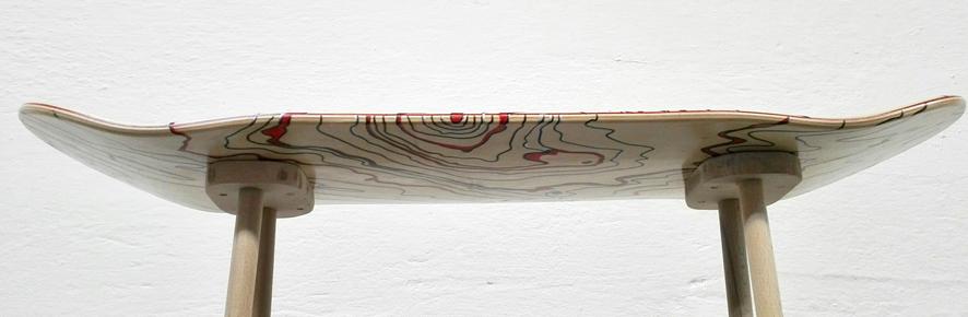 TORII Board Nr 1. © Juliane Leitner 2017