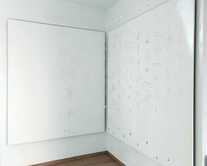 Kunstinstallation Hang Loose © 2021 Juliane Leitner