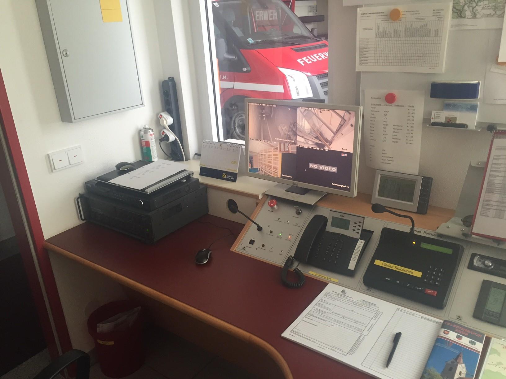 Zentrale Überwachungsstelle
