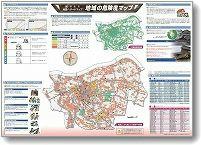 羽生市地震ハザードマップ【地域の危険度マップ】
