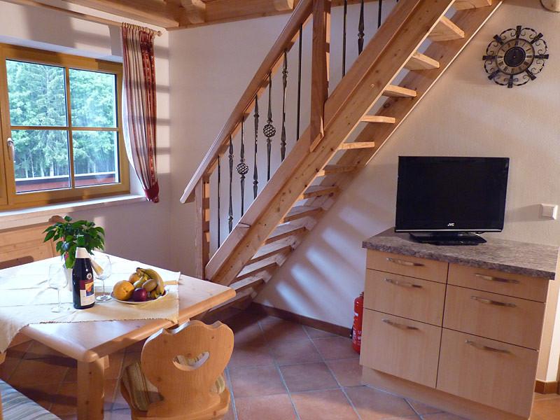 Fewo Dachstein: Wohnküche