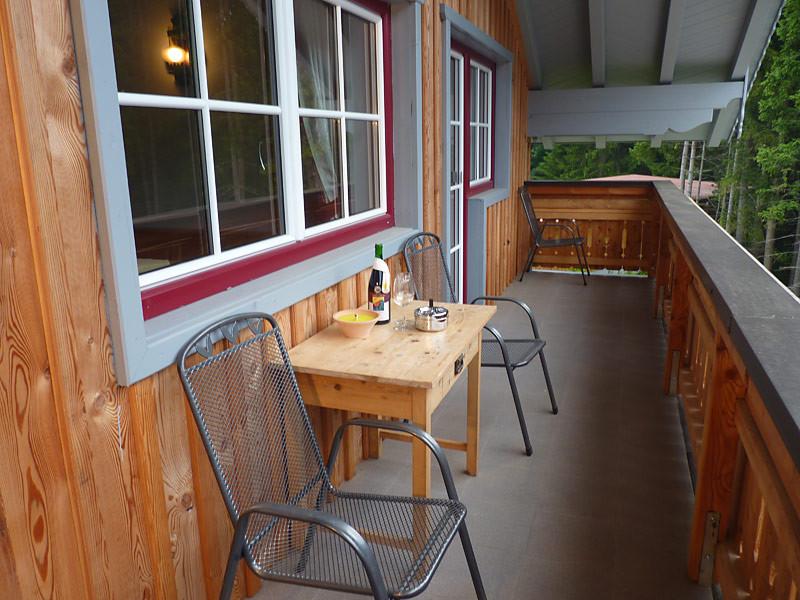 Fewo Dachstein: Balkon