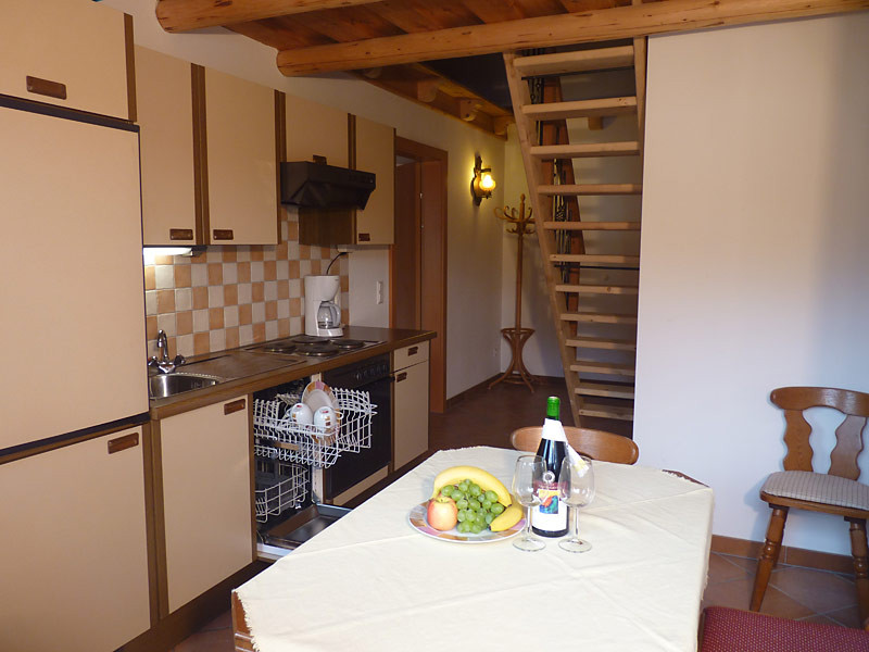 Fewo Tauernblick: Wohnküche