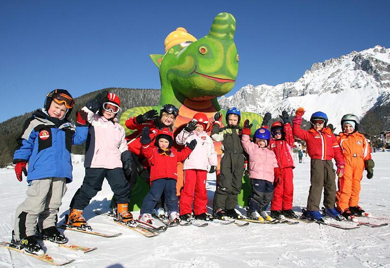 Kaliland - Skispaß für die Kleinen
