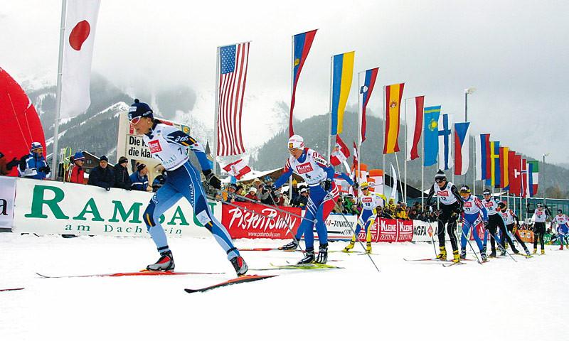 Weltcuport und Austragungsort der Nordischen Ski-WM