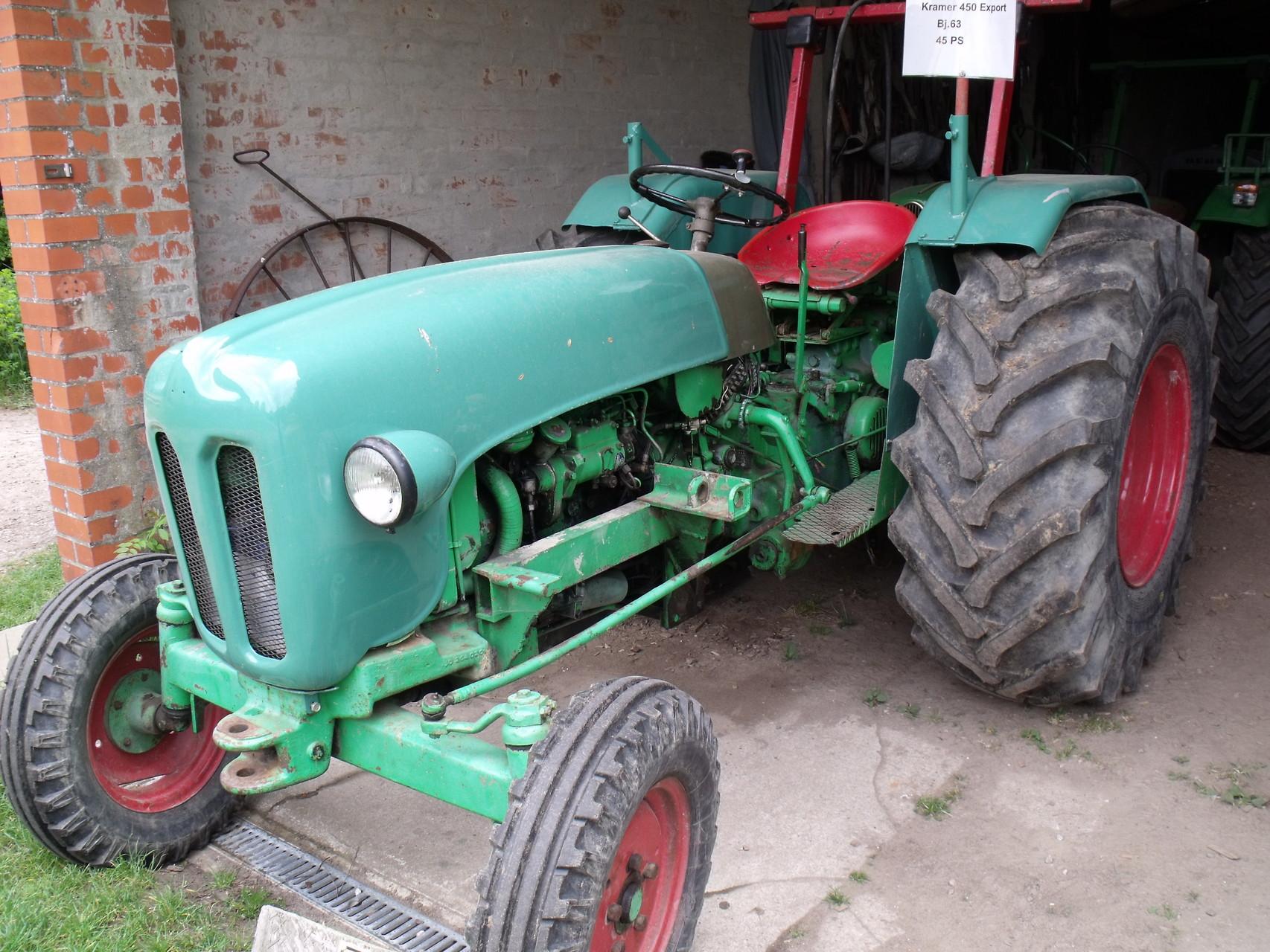 Kramer 450 Export BJ 1963 45PS