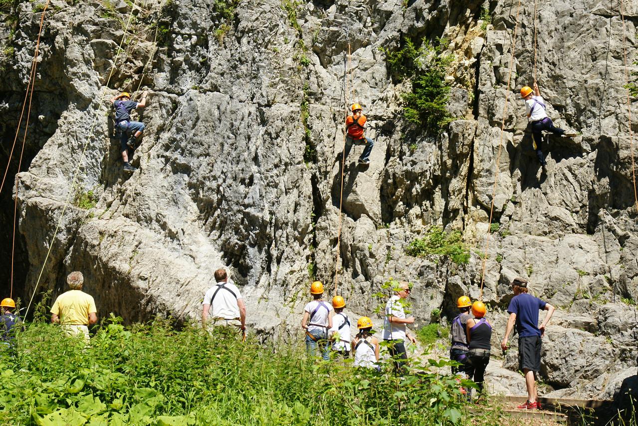 Klettergarten Auenhütte