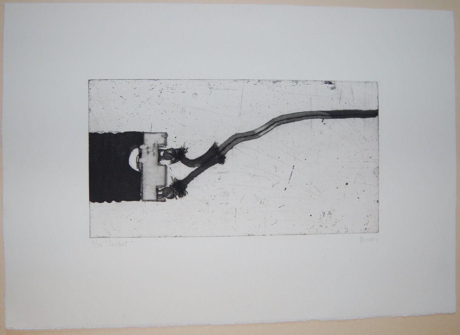 Devorah Boxer, gravure