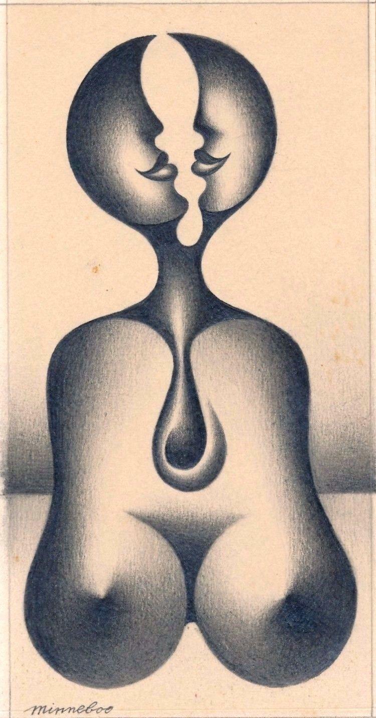 Jean Claude Minneboo, dessin
