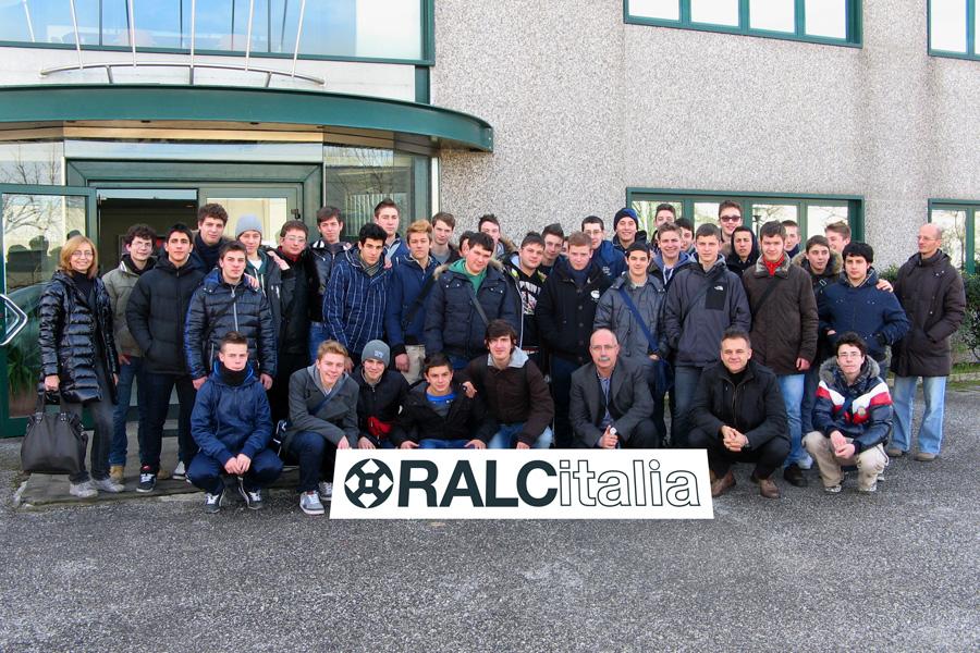 RALC ITALIA Srl - Fabbriche aperte 2013